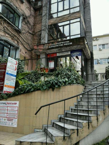 Офисное здание на ул. Советская, 42к2