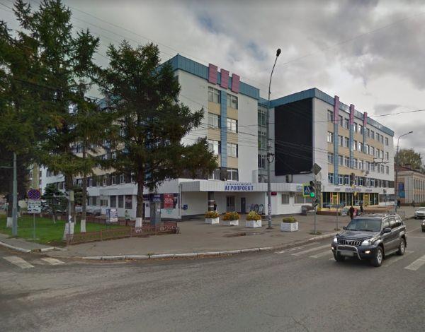 Административное здание на ул. Комсомольская, 125