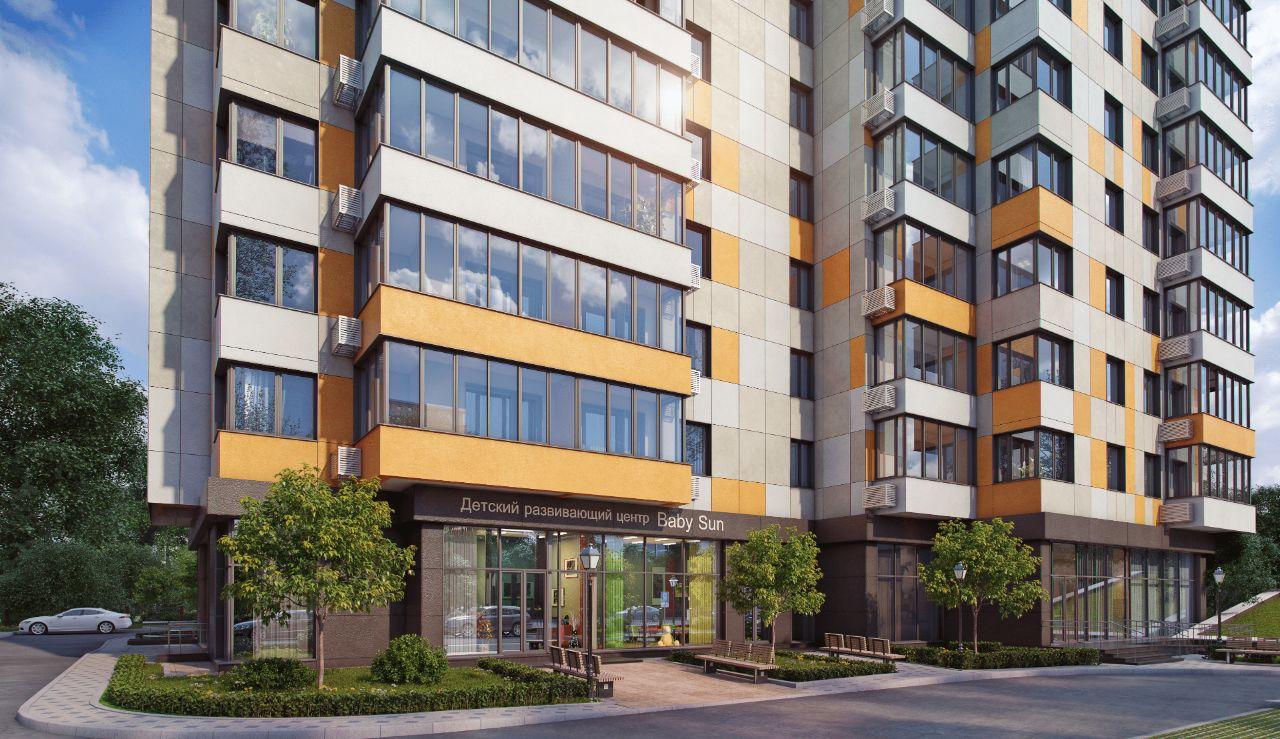 купить квартиру в ЖК Счастье в Кузьминках
