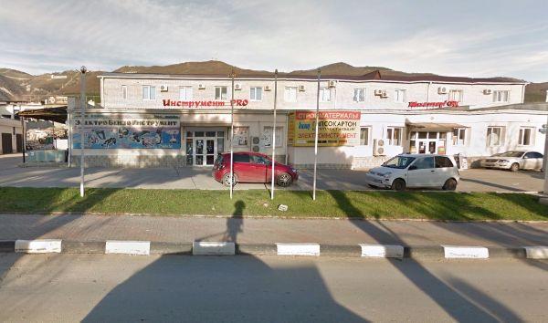 Торговый центр на ул. Киевская, 47А