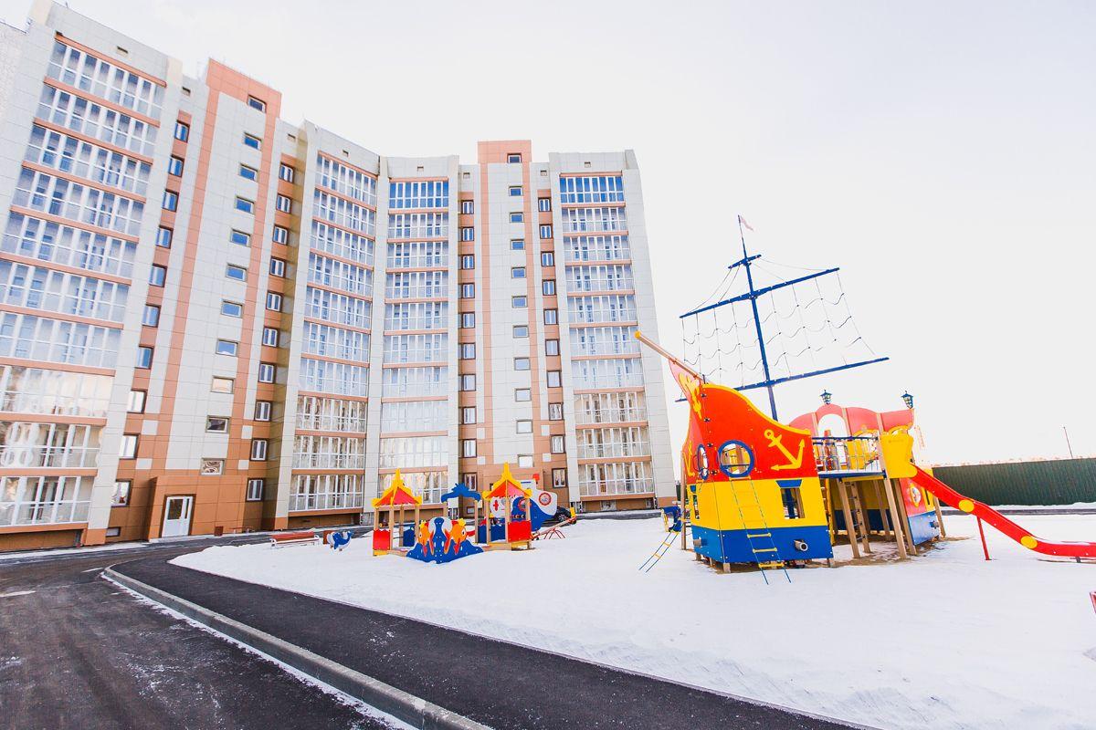 жилой комплекс На Карельцева