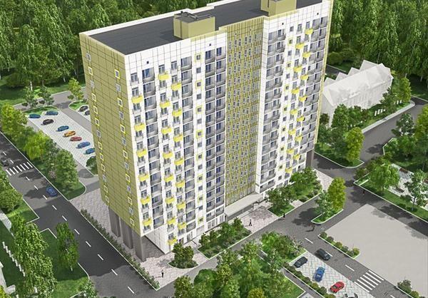 жилой комплекс Добролюбова 32