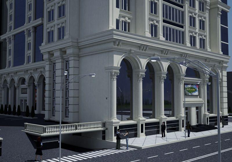 жилой комплекс Grand Capital