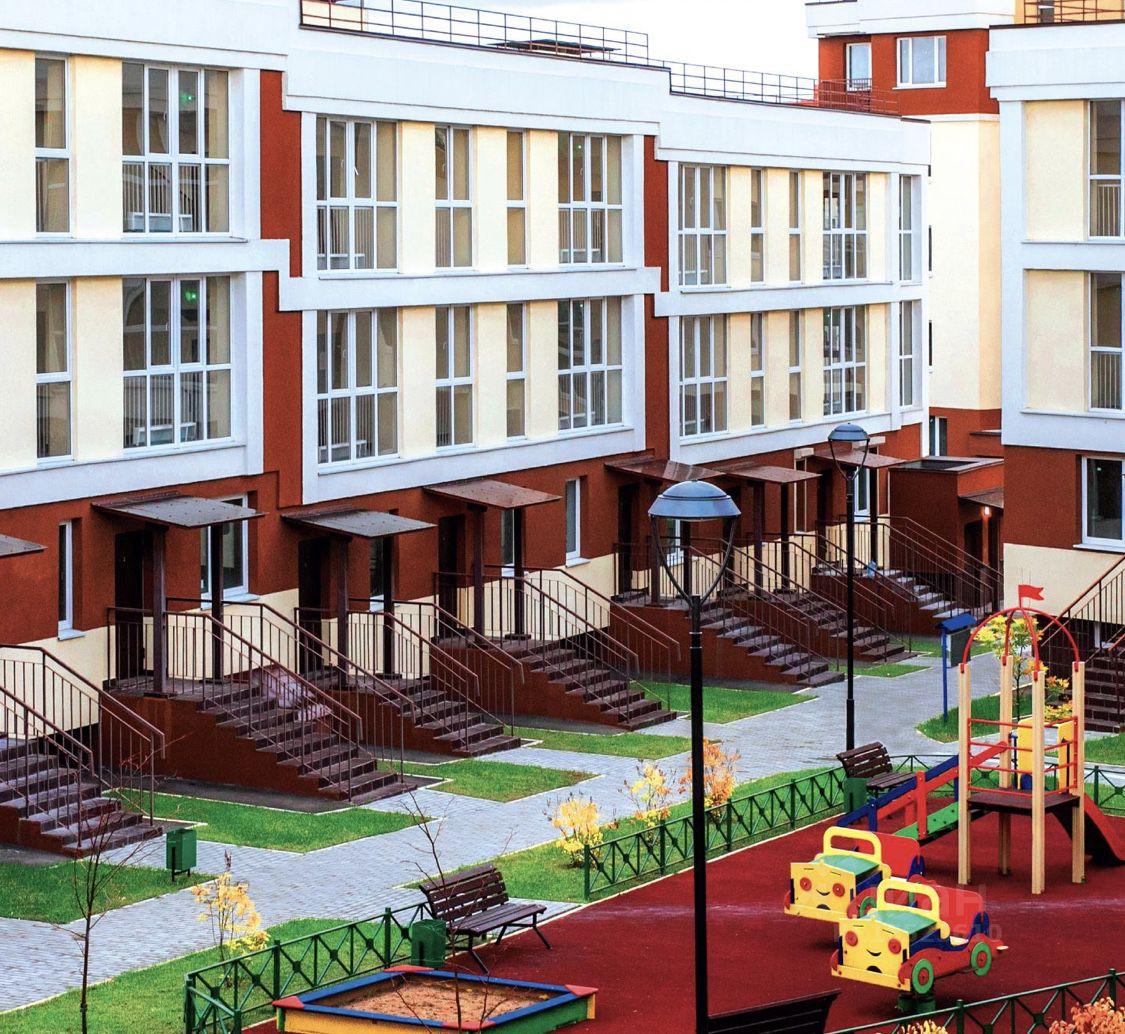 Продажа однокомнатной квартиры 33.54м² Московская область, Красногорск городской округ, Нахабино рп, Малина жилой комплекс, 6к1 м. Нахабино - база ЦИАН, объявление 242654632