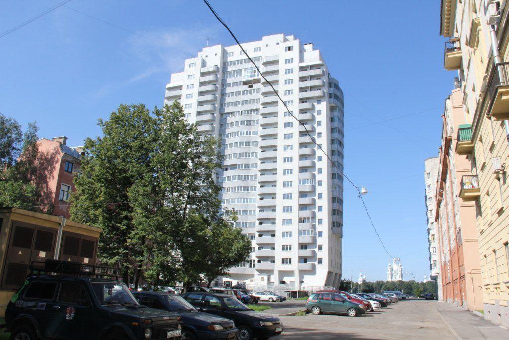 жилой комплекс Большеохтинский 9
