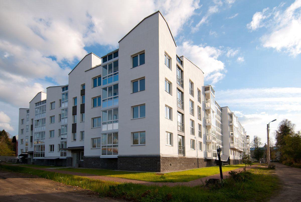жилой комплекс Дом в Зеленогорске