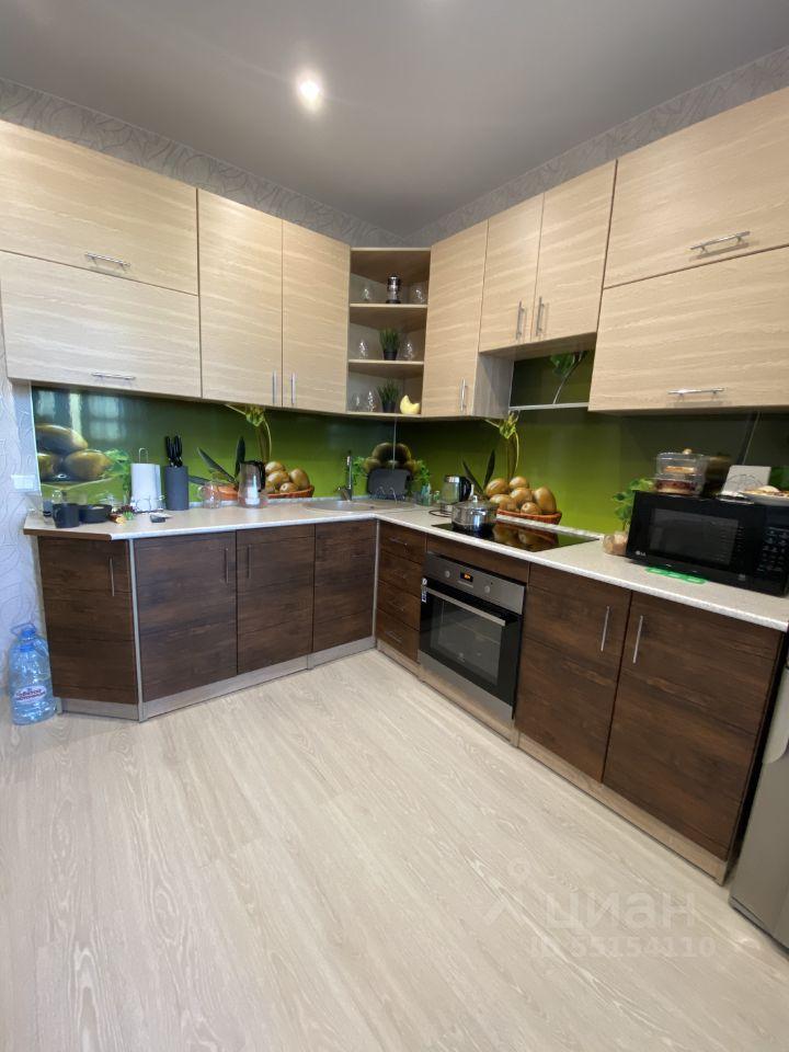 Продажа однокомнатной квартиры 40.6м² ул. Рассветная, 5, Новосибирская область, Кольцово рп - база ЦИАН, объявление 237011956