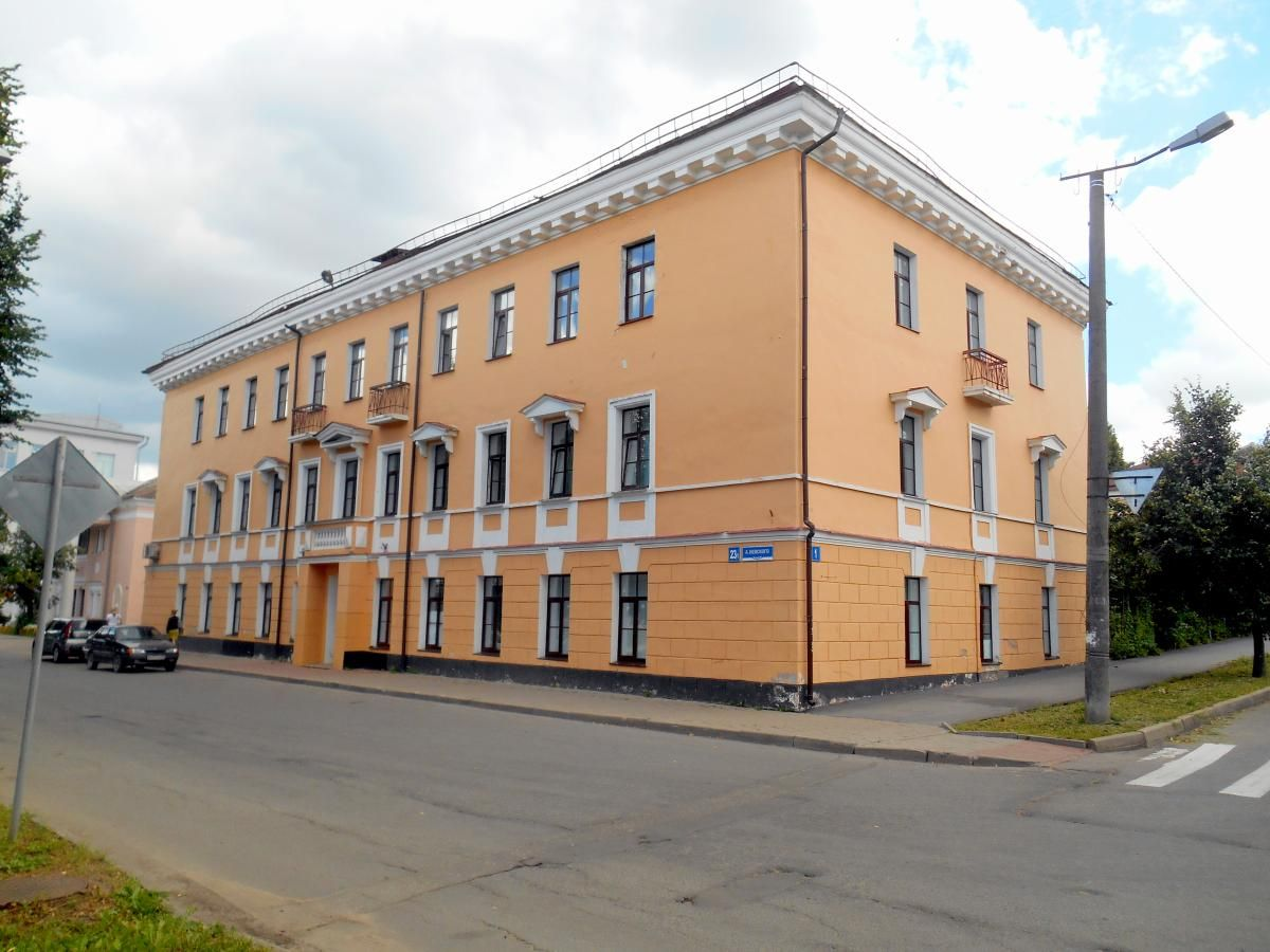Бизнес Центр на наб. Александра Невского, 23