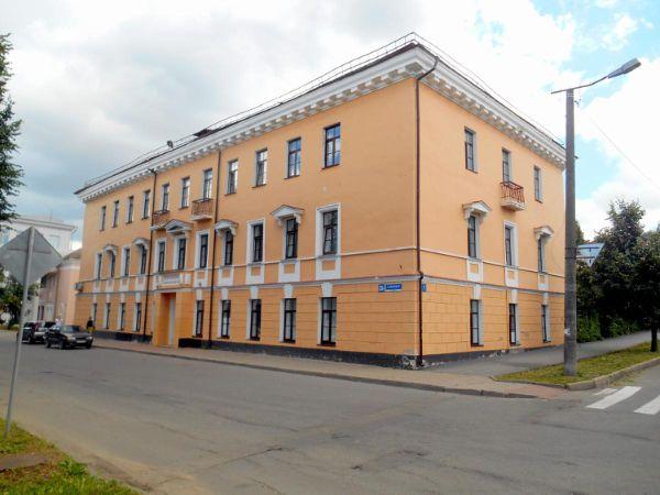 Бизнес-центр на наб. Александра Невского, 23