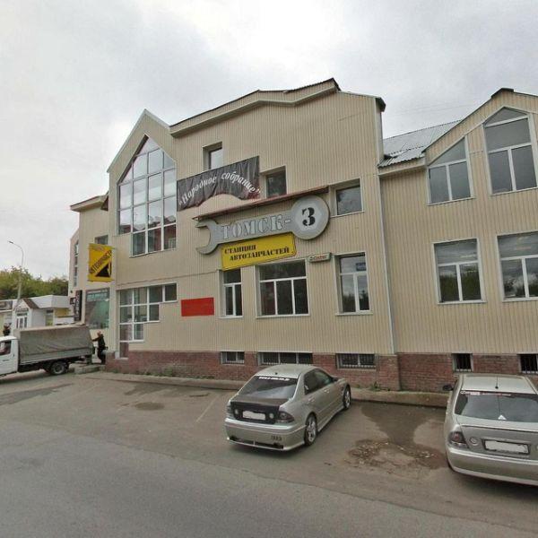 Торгово-офисный комплекс на ул. Алтайская, 27