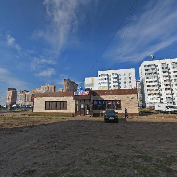 Торговый центр на ул. Чистопольская, 43А