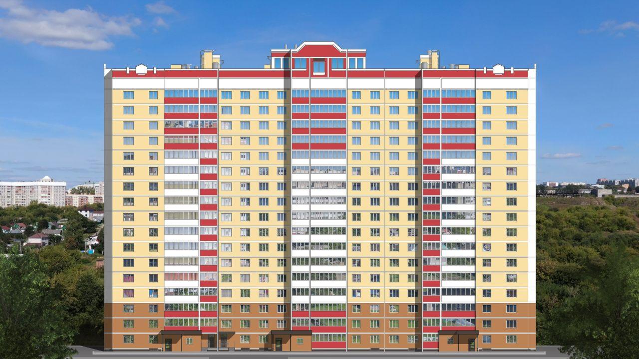 купить квартиру в ЖК Левобережный