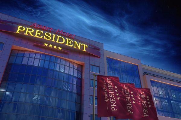 2-я Фотография ЖК «Апарт-отель President (Президент)»