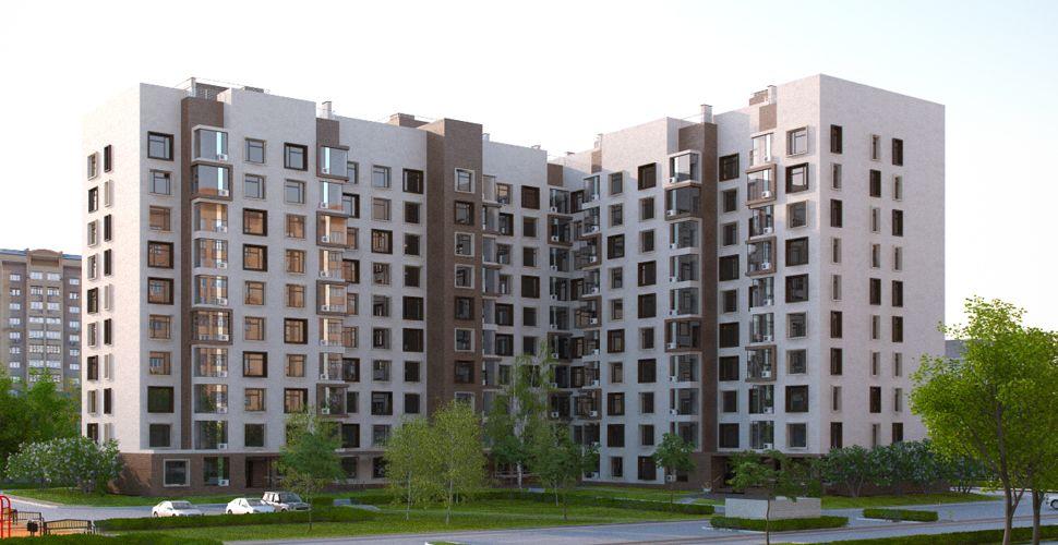 фото ЖК по ул. Вознесенского