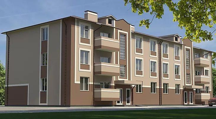 жилой комплекс Отрада
