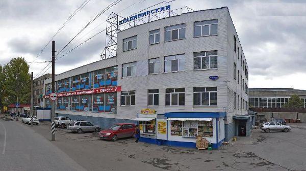 Торгово-офисный комплекс на ул. Огородная, 158А