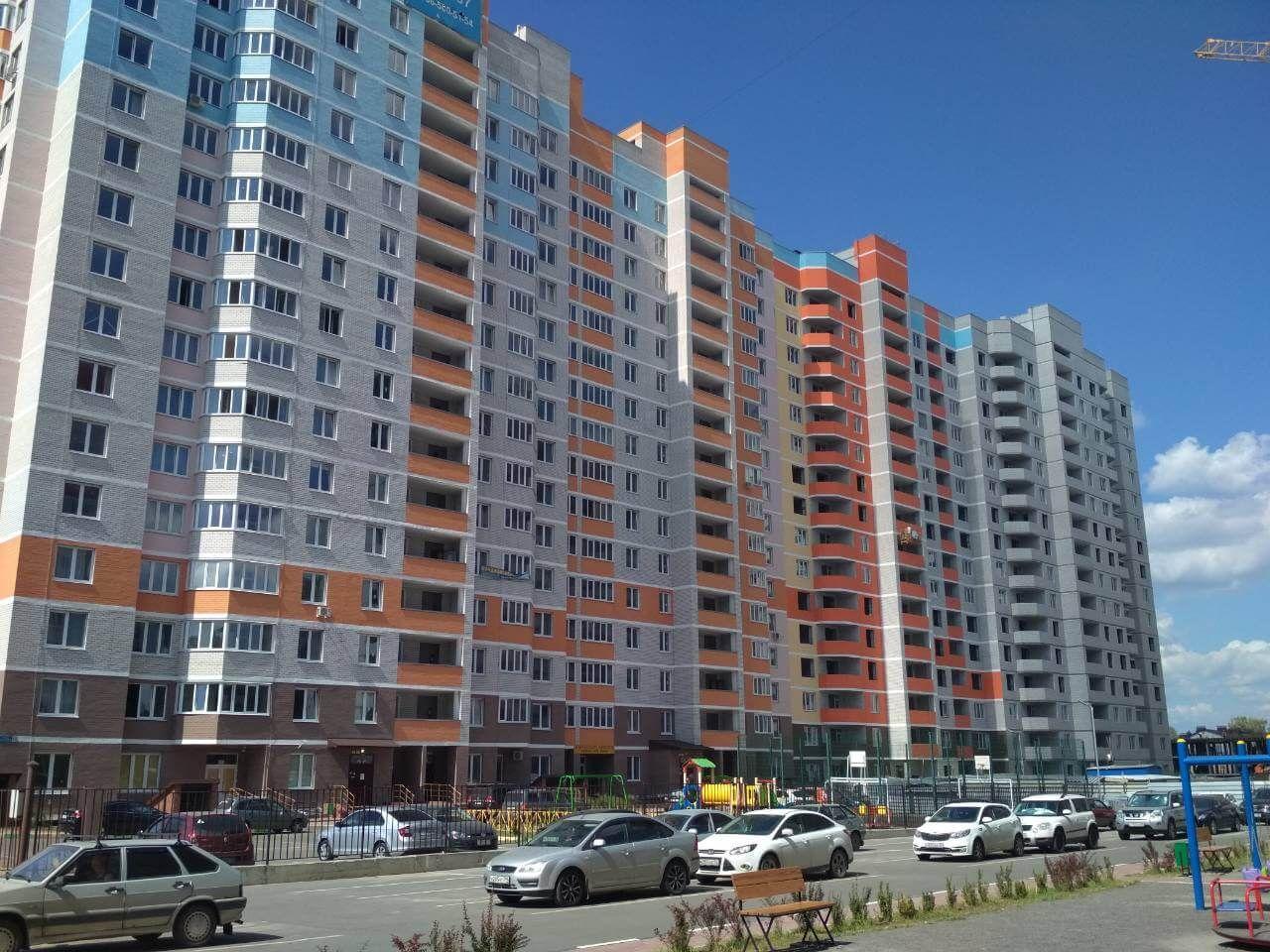 жилой комплекс по ул. Степной