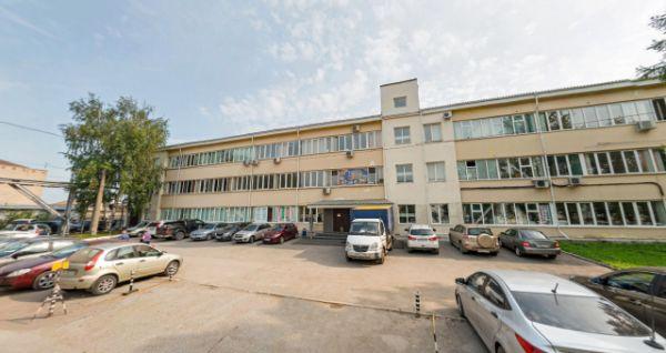 Торгово-офисный комплекс Коммунар