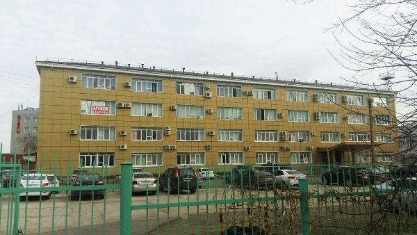 Офисное здание на ул. Заводская, 32