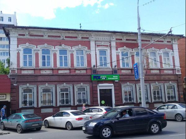 Бизнес-центр на ул. Московская, 105