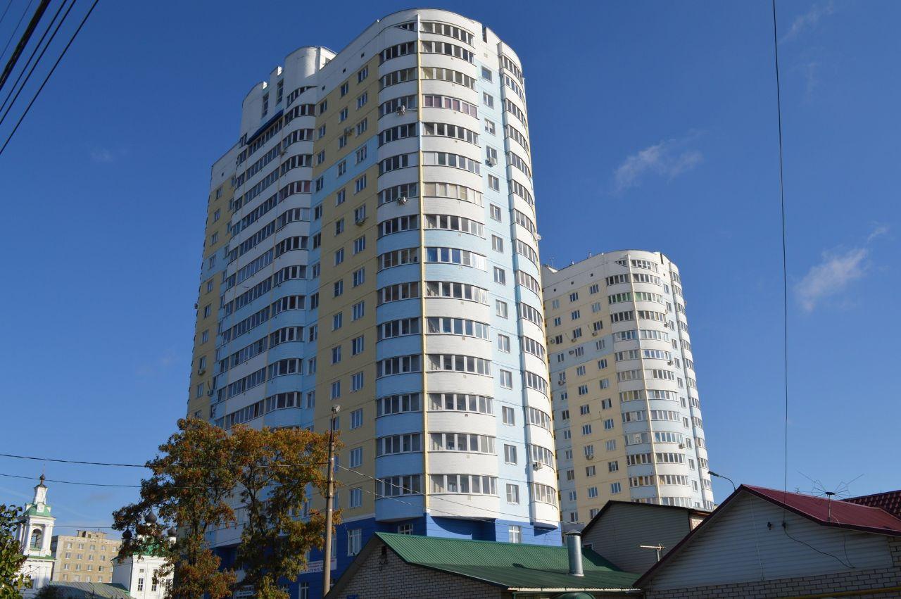 купить квартиру в ЖК по ул. Гагарина, 73