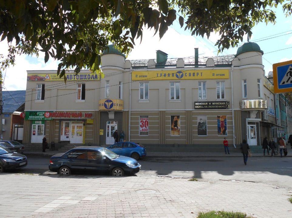 продажа помещений в БЦ на ул. Комсомольская, 61