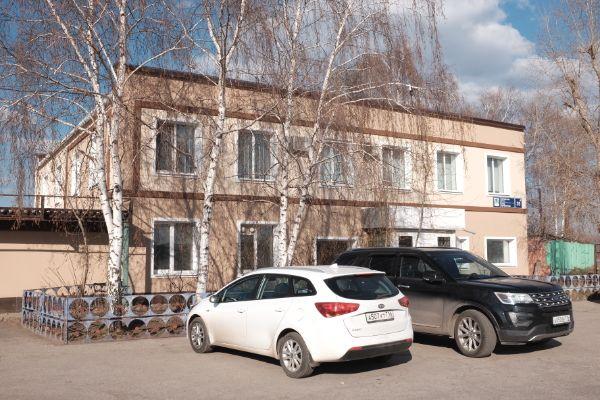 Офисное здание на ул. Лермонтова, 35А