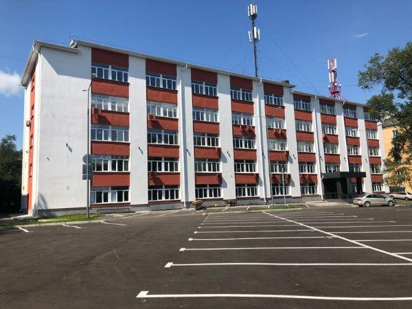 Административное здание на Свободном проспекте, 59А