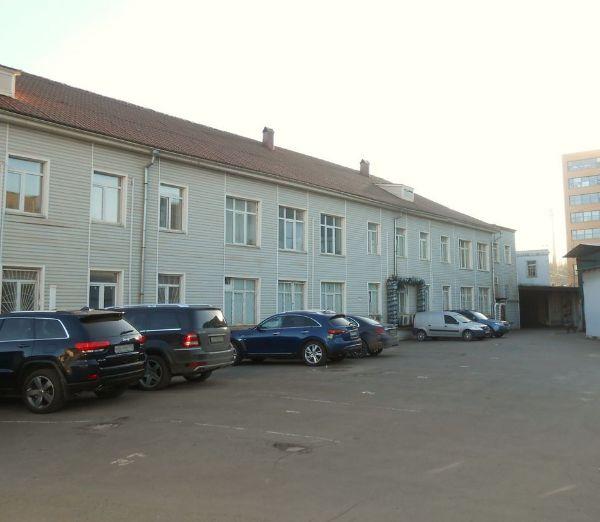 Административное здание в Промышленном проезде, 7