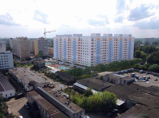 жилой комплекс Ул. З. Коноплянниковой, 89