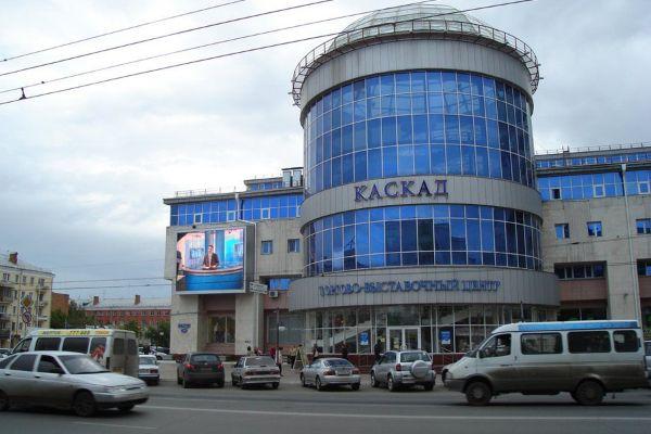 Многофункциональный комплекс Каскад