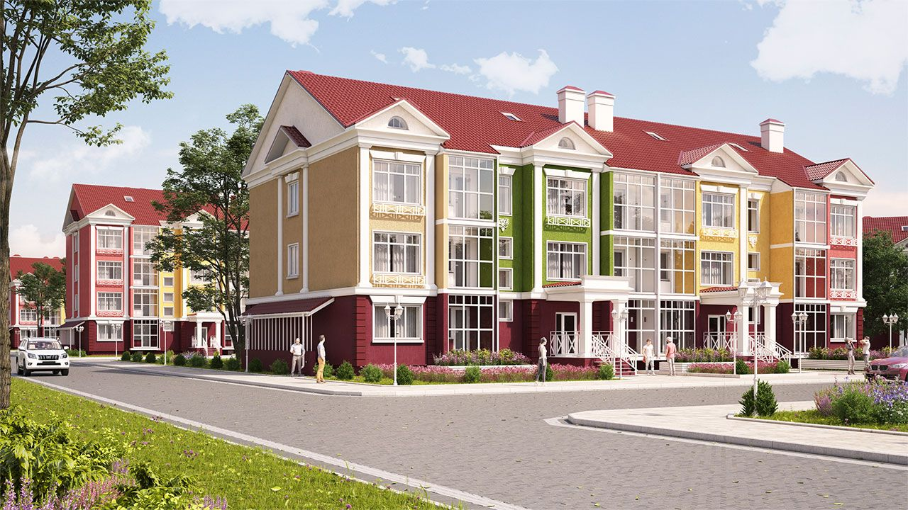 купить квартиру в ЖК Бакеево-парк