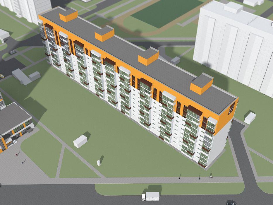 купить квартиру в ЖК пр-д Северный Власихинский