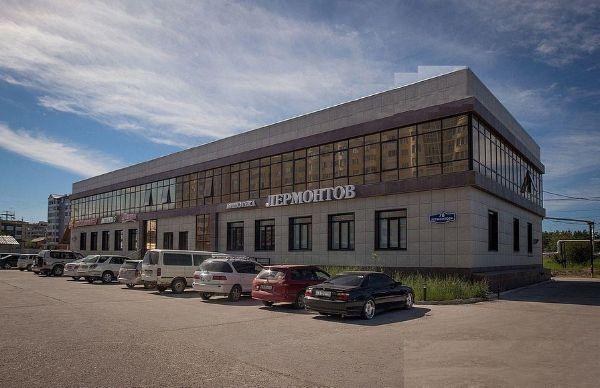 Торгово-офисный комплекс на ул. Лермонтова 78