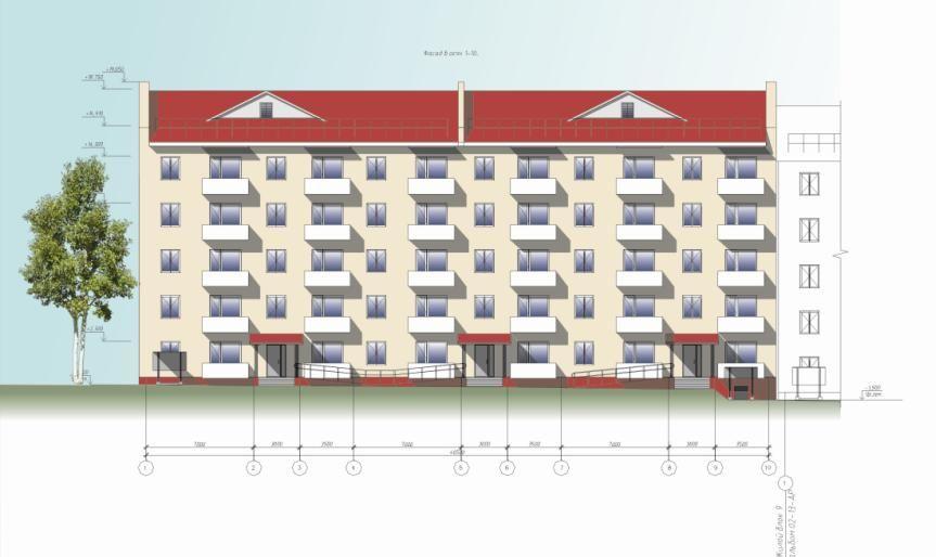 жилой комплекс Квартал 113