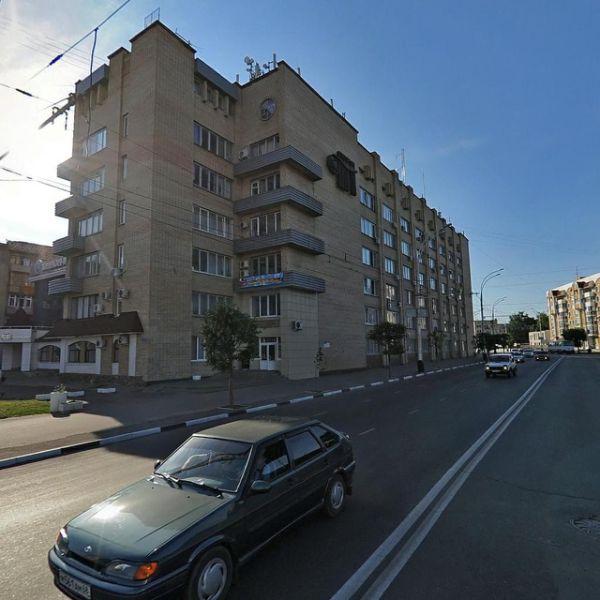 Бизнес-центр на ул. Советская, 34