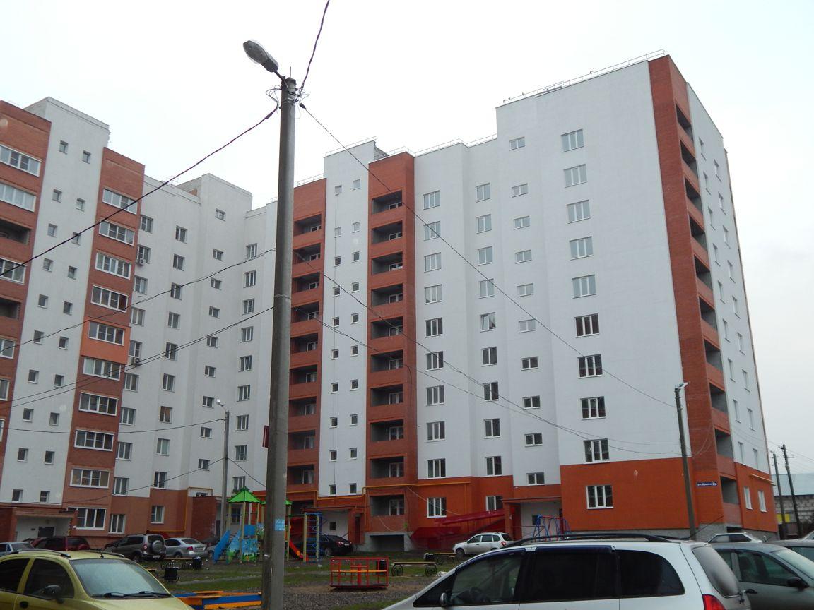 фото ЖК по ул. Щорса
