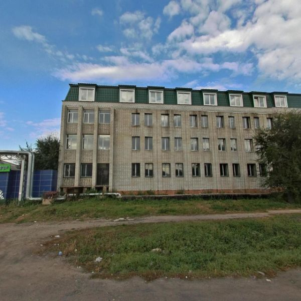 Торгово-офисный комплекс на ул. Пионерская, 154