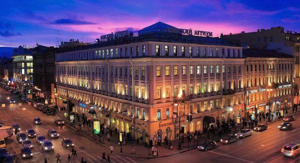Торгово-развлекательный центр Невский Атриум