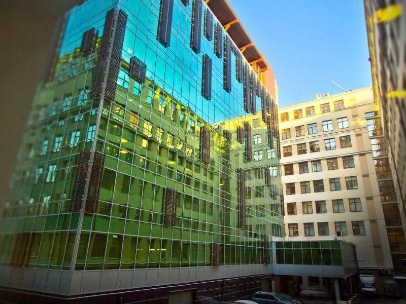 Коммерческая недвижимость Москва 2007 сдаю офисов собственник аренда