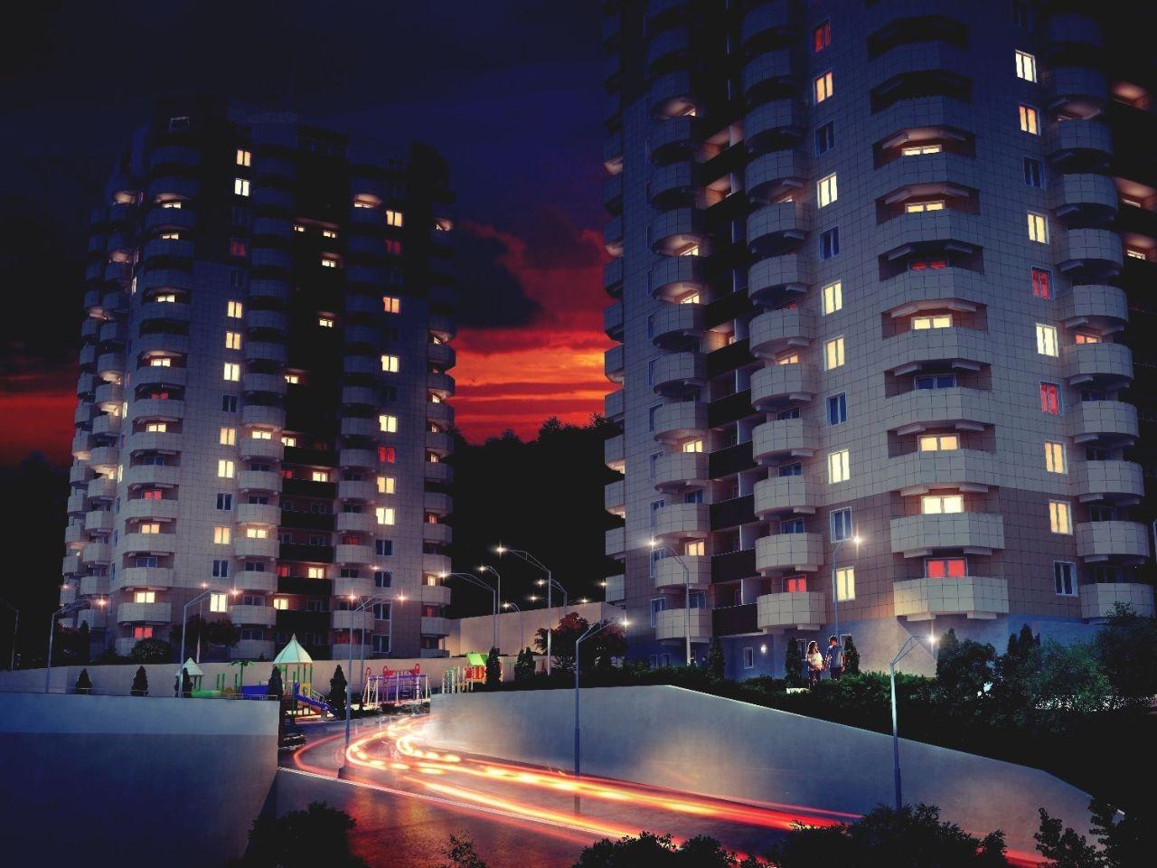 жилой комплекс Варяг-центр