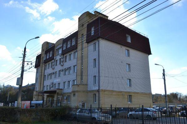 Офисное здание на ул. Ангарская, 15Г