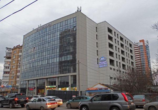 Бизнес-центр Интерфорум