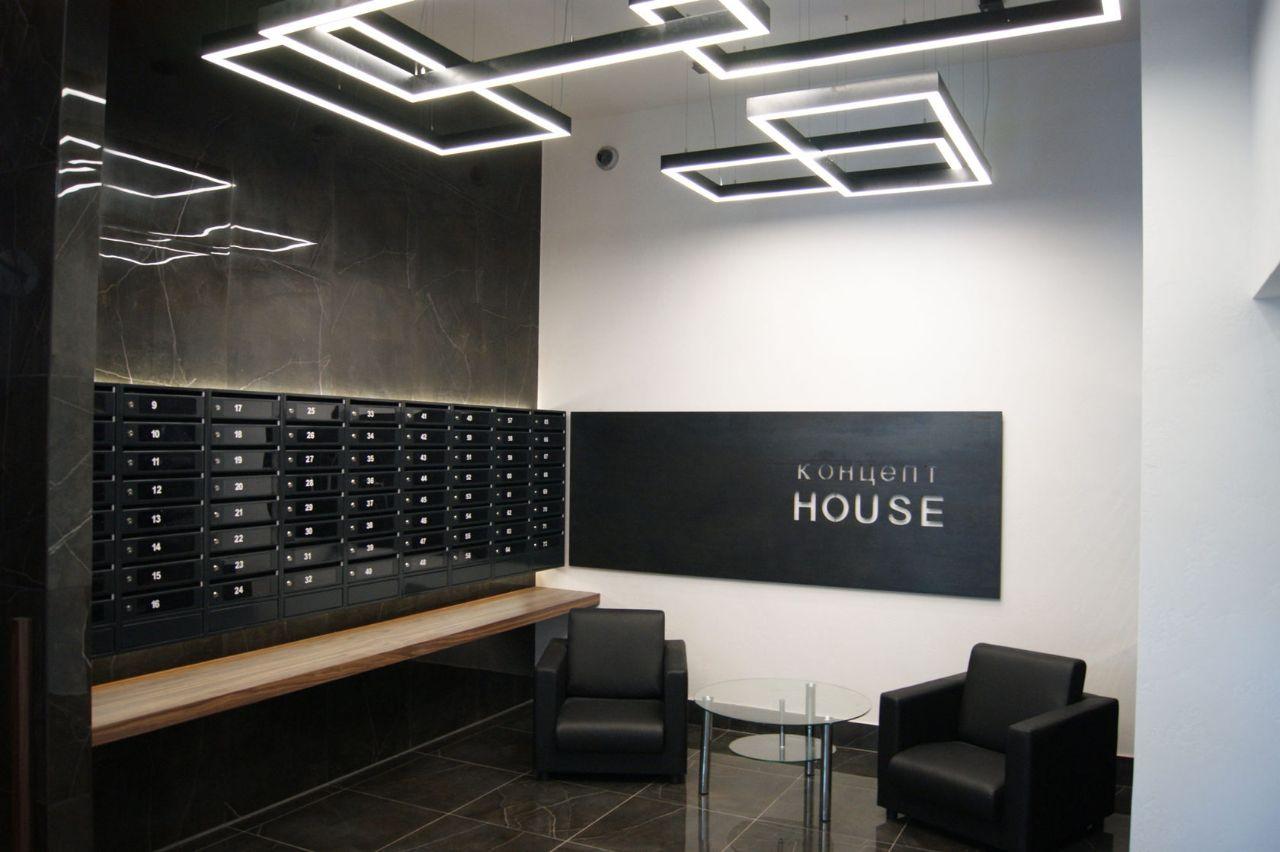 купить квартиру в ЖК Клубный Дом Концепт House