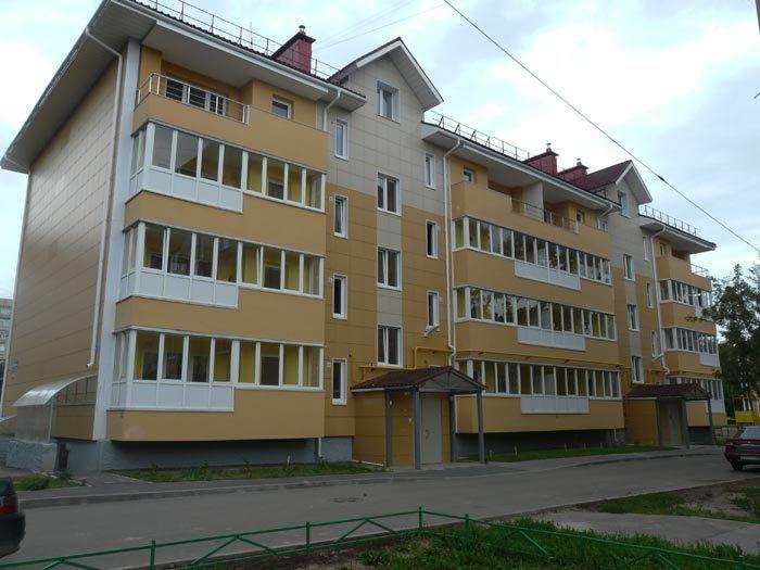 купить квартиру в ЖК Мохова, 40