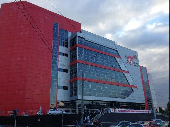 Торгово-развлекательный центр Красная Площадь