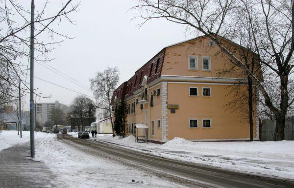 Отдельно стоящее здание на ул. Киевская, 25