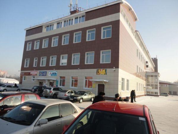 Торгово-офисный комплекс Пятый кристалл
