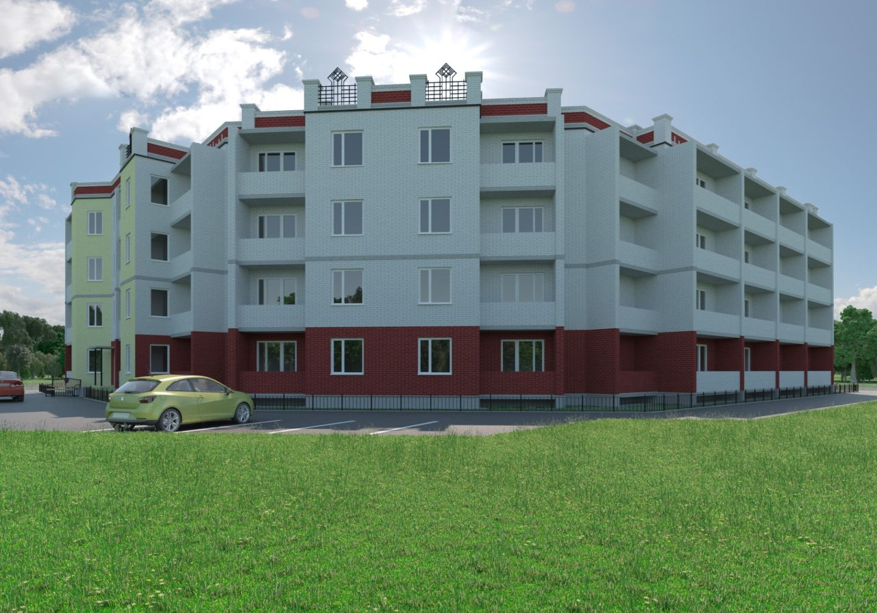 продажа квартир Красная горка