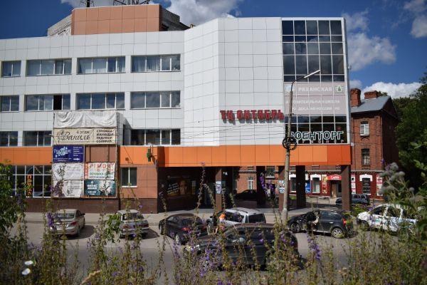 Торгово-офисный комплекс Октябрь